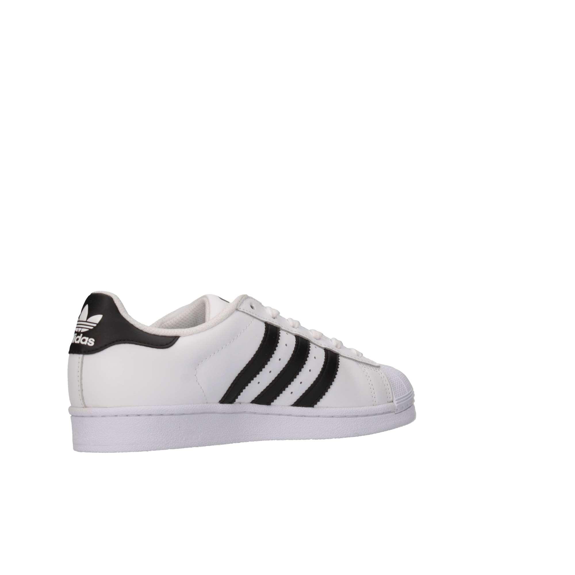 Sneakers-Bambino-Adidas-SUPERSTAR-J-C77154-Autunno-Inverno