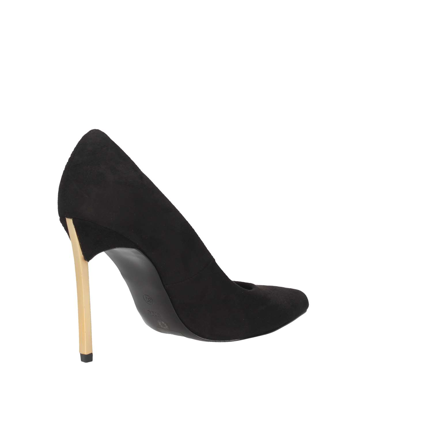 Exe' BIONDA-200 BLACK Black Shoes Woman