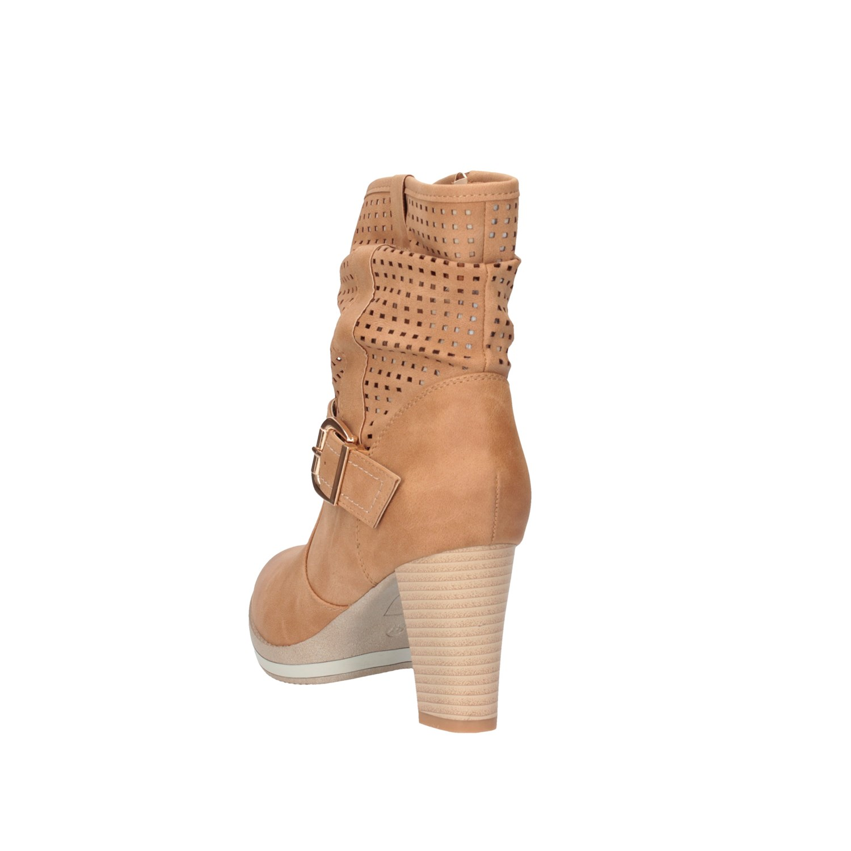 Stivali Queen Helena Shoes primaverili estivi donna chiusura zip