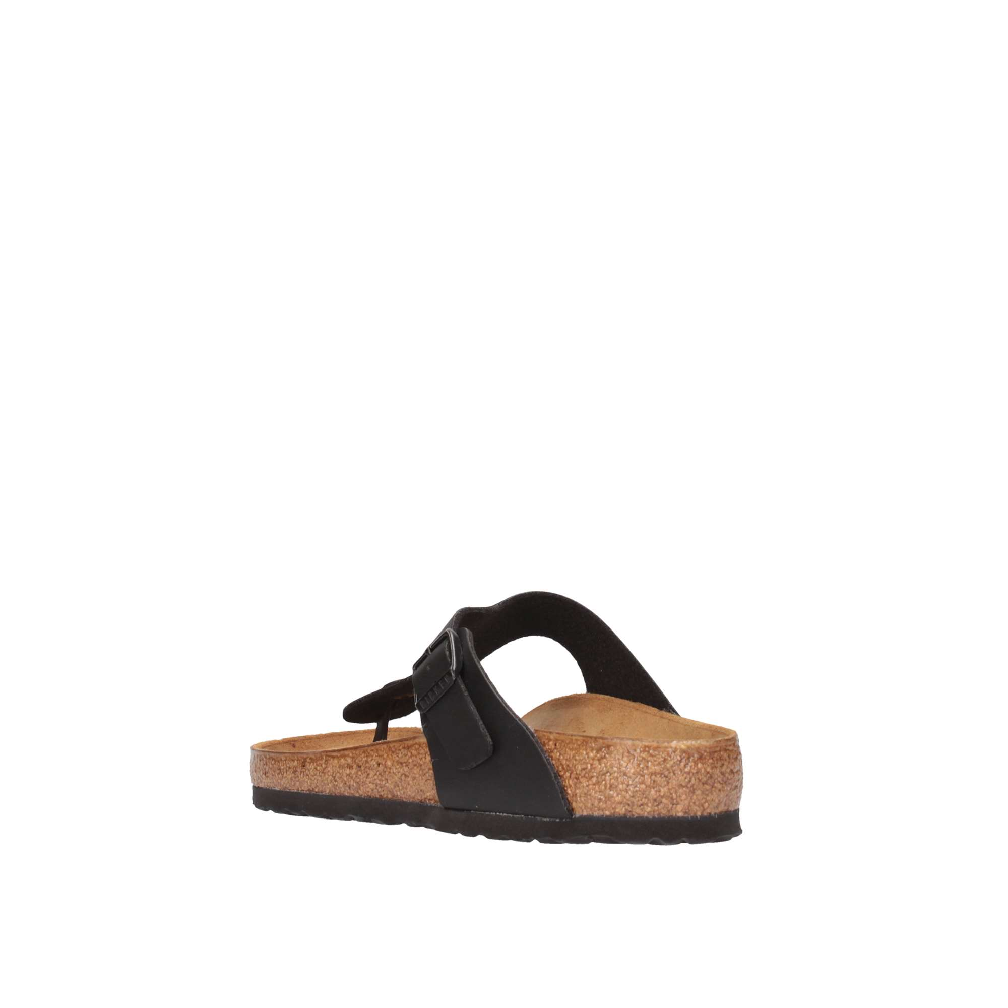 Birkenstock 043691 GIZEH Black Shoes Man