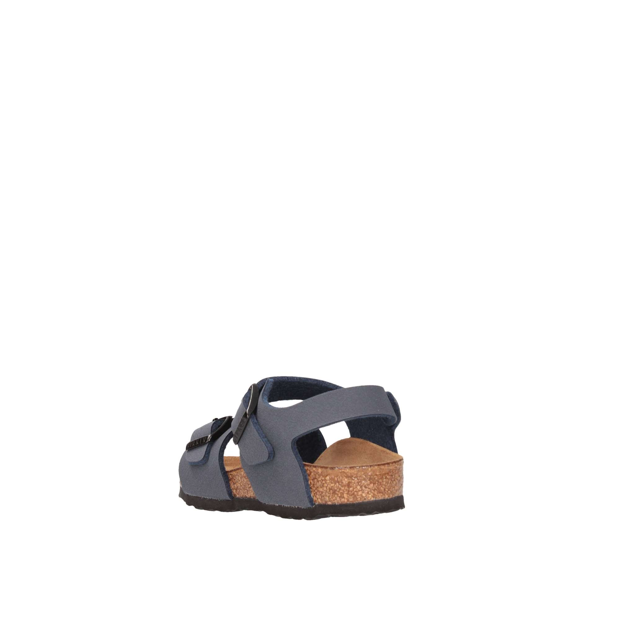 Birkenstock 087773 NEW YORK Blue Shoes Child