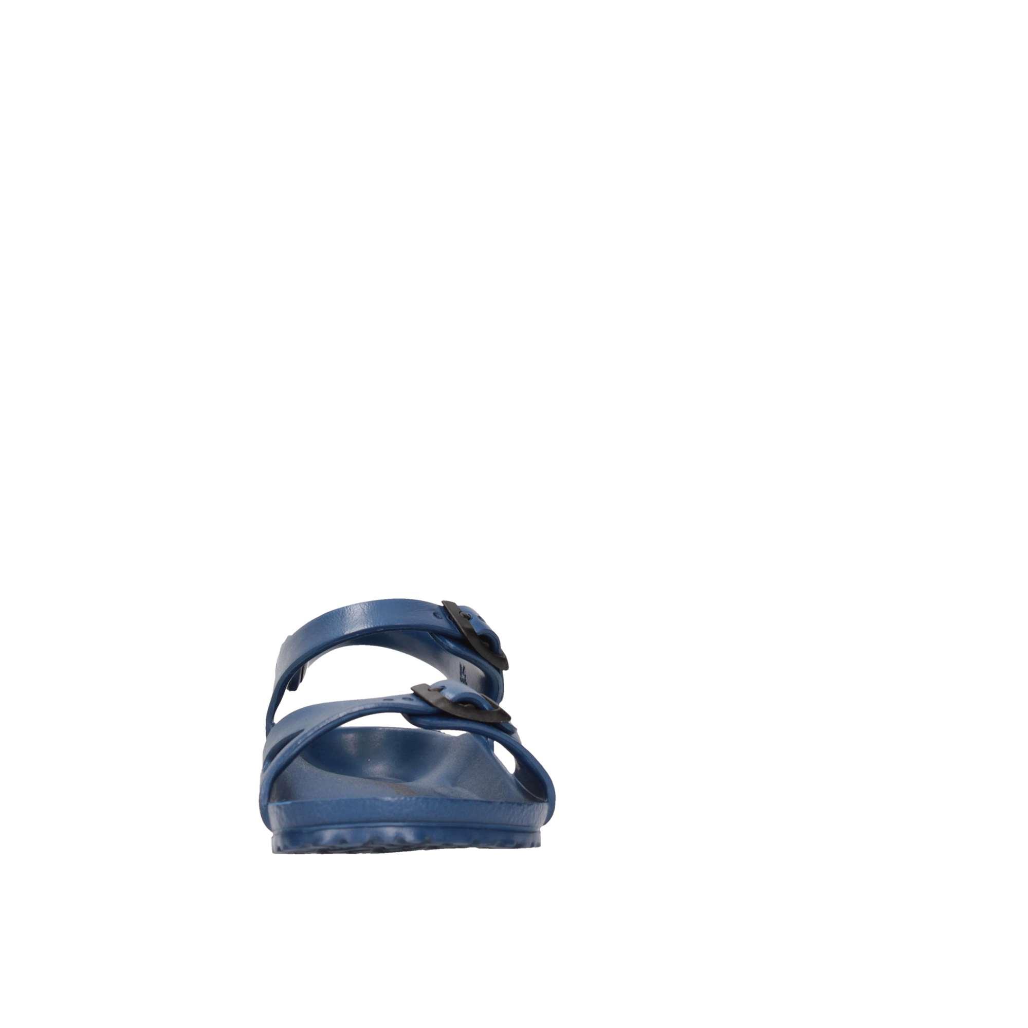 Birkenstock 126123 RIO KIDS EVA Blu Scarpe Bambino ... e2b09d4f3f4