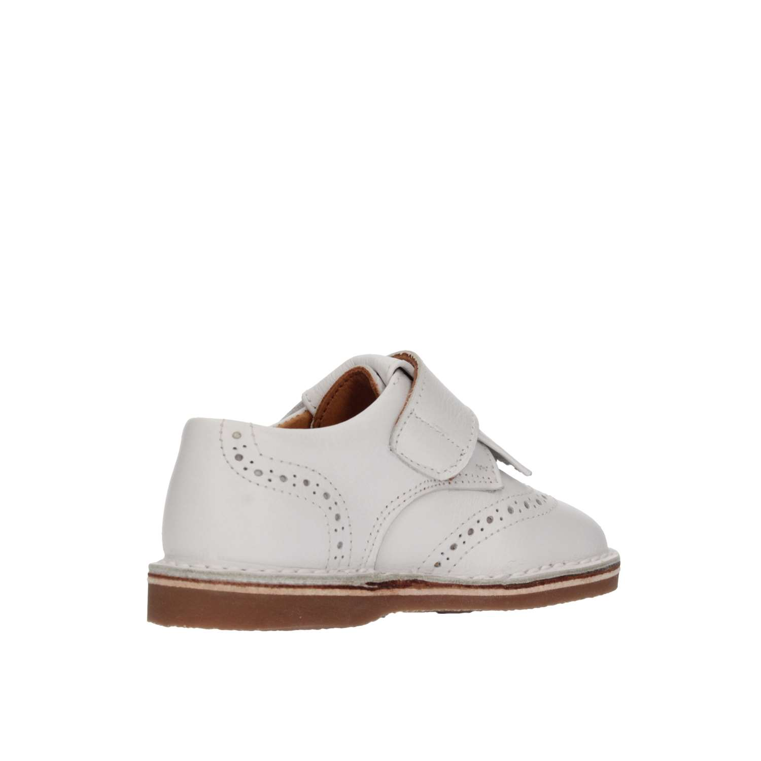Eli 2212P BIANCO White Shoes Child