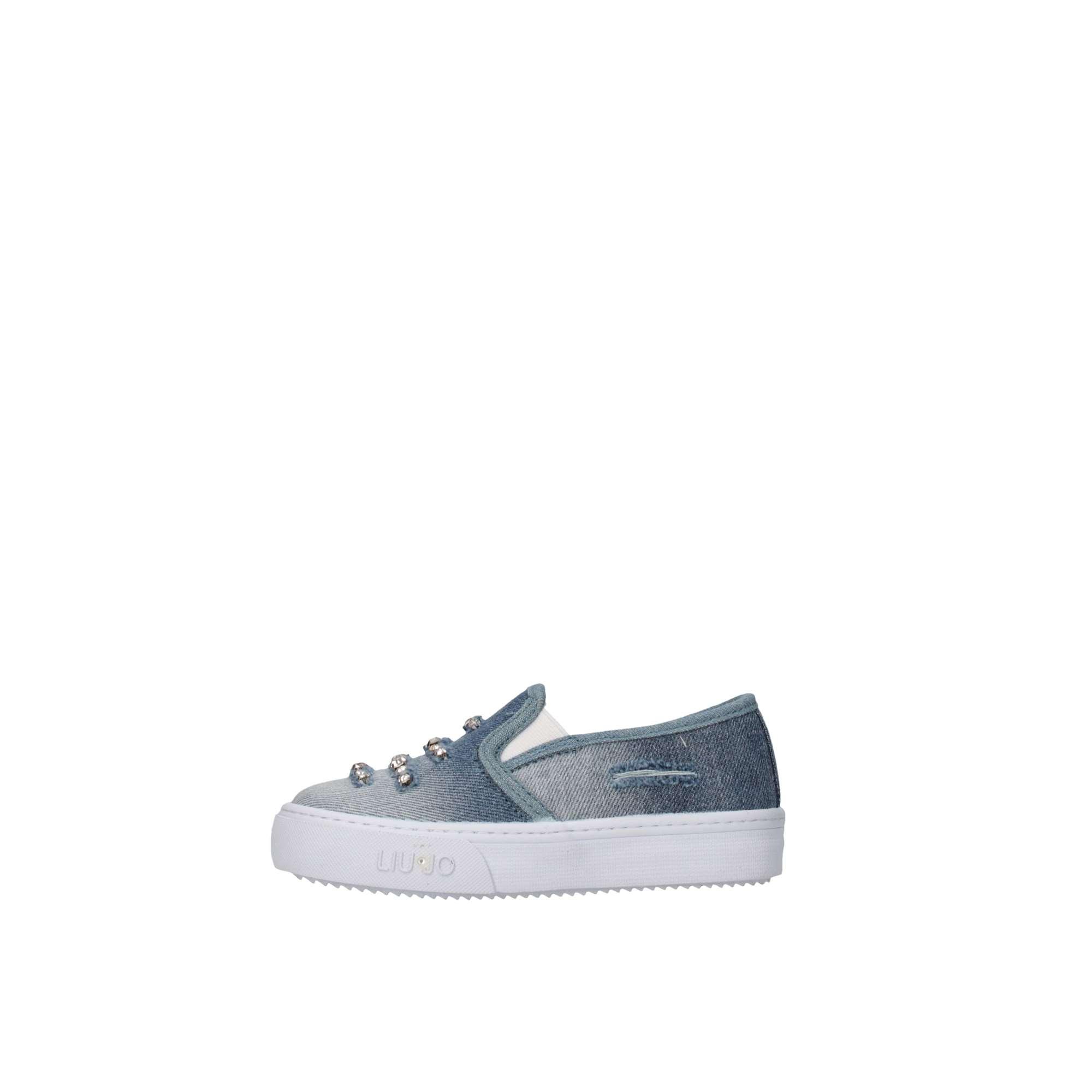 ... Liu Jo Girl UM22904 Jeans Scarpe Bambina ... f43498d260f