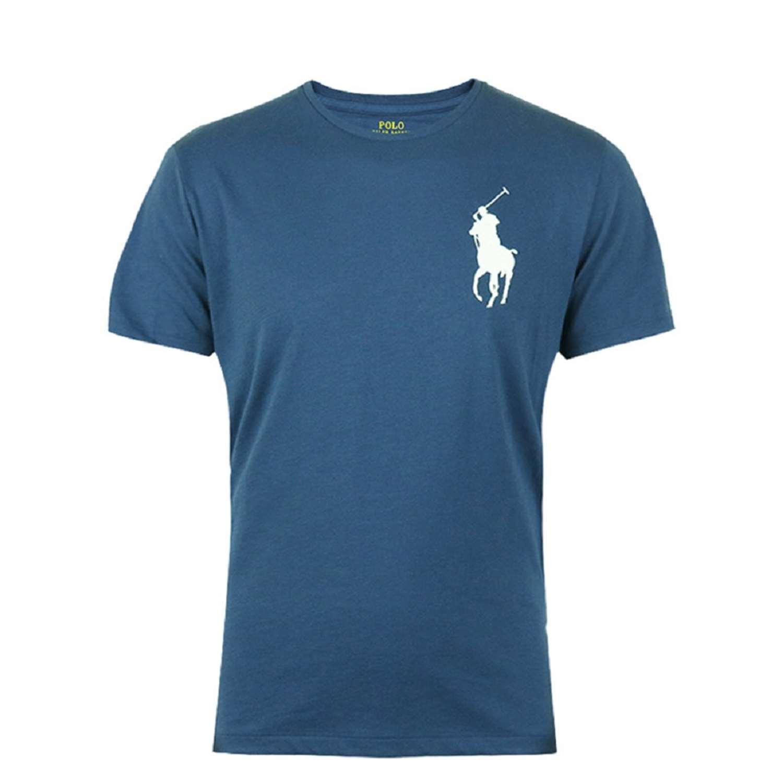 ralph lauren uomo t shirt  Polo Ralph Lauren T-shirt Blu | T-shirt Uomo | Experya