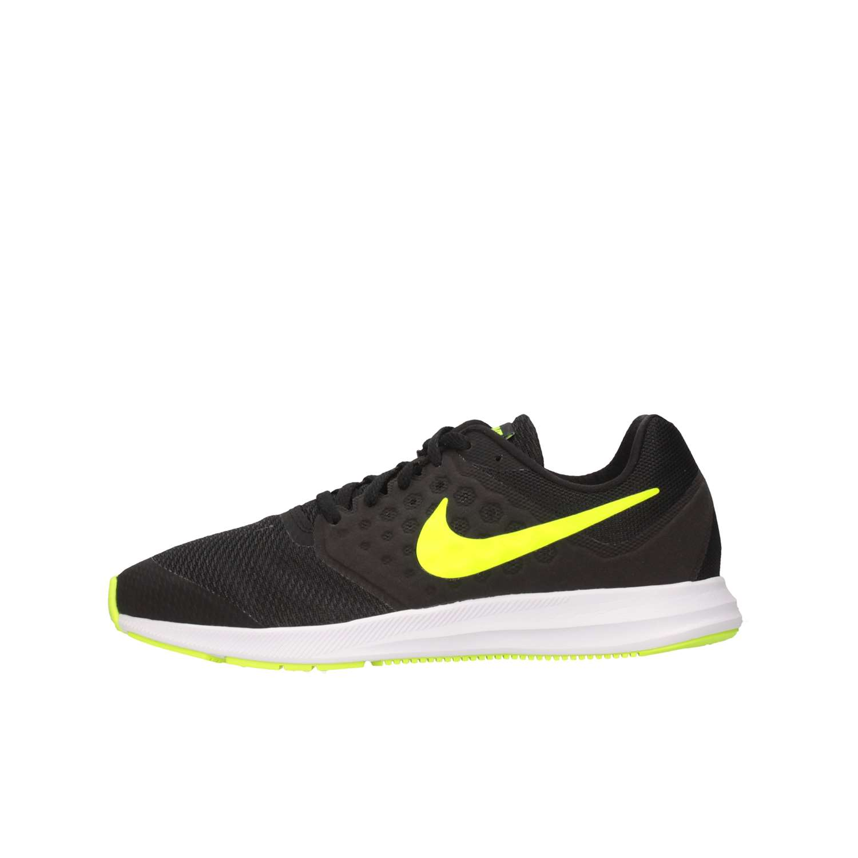 Ragazzo Nike Nero Sportive 7 Giallo Scarpe Sneakers Downshifter Tvqrzv17