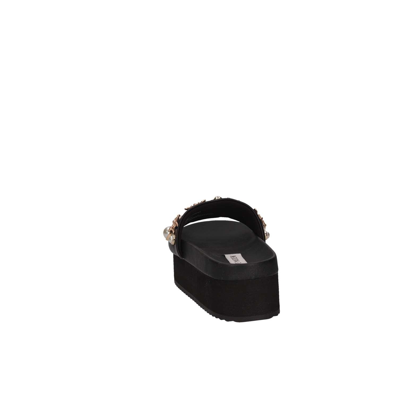 ... Steve Madden SMSADORN-BLACK Nero Scarpe Donna ... 1b930040b77