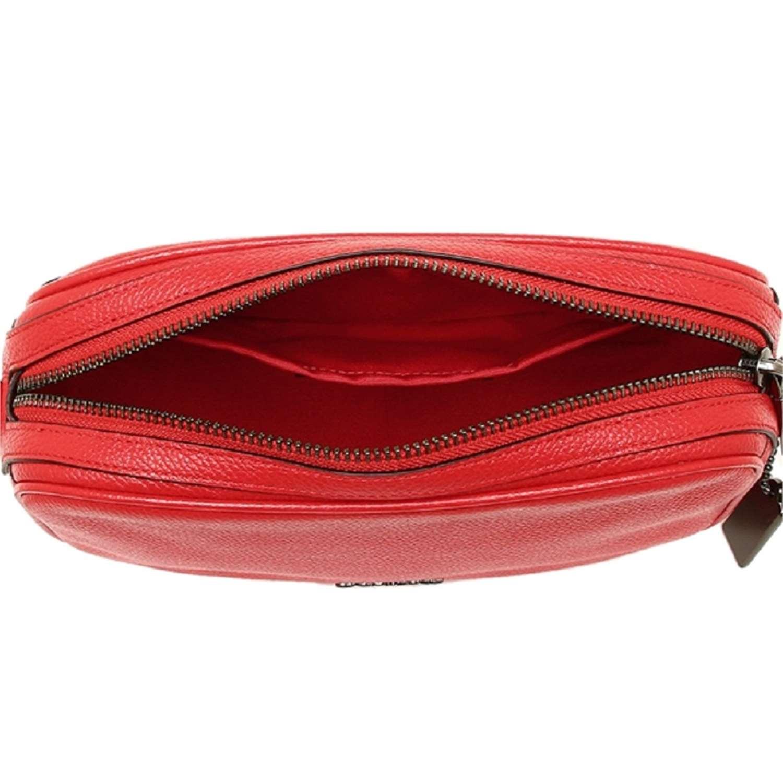 Qbpop Borsa Rosso Primavera Donna F25922 Coach A estate Tracolla Ibf7gv6yY