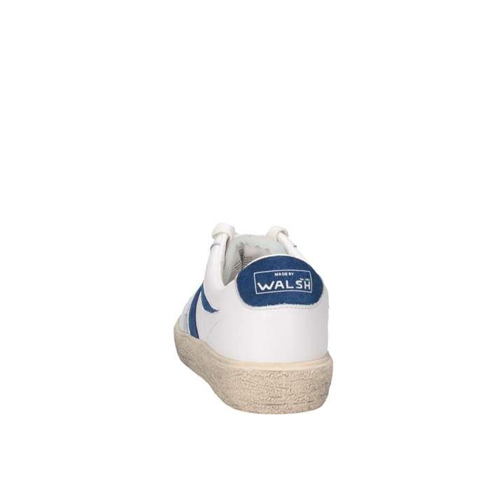 b8e14759bb ... Walsh WHS18F042-WHBU Bianco/blu Scarpe Uomo ...