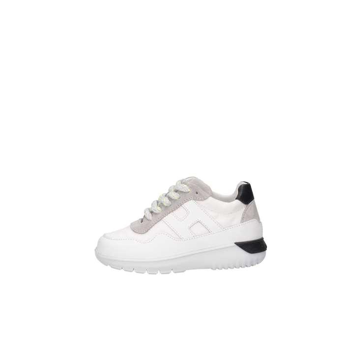 Hogan Junior Sneakers Bianco/nero | Sneakers Bambino | Experya