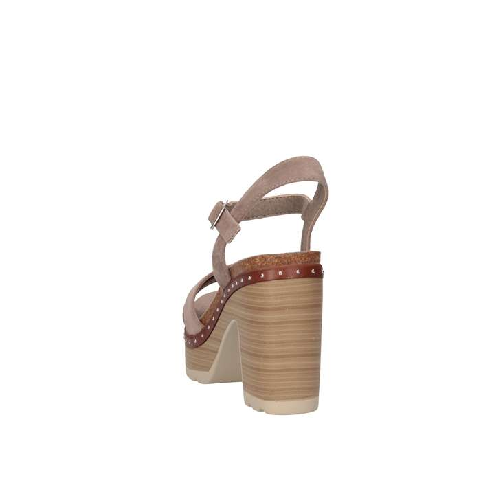 Refresh 69816 Taupe Shoes Woman