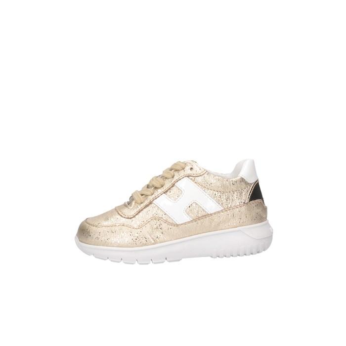 Hogan Junior Sneakers Oro | Sneakers Bambina | Experya