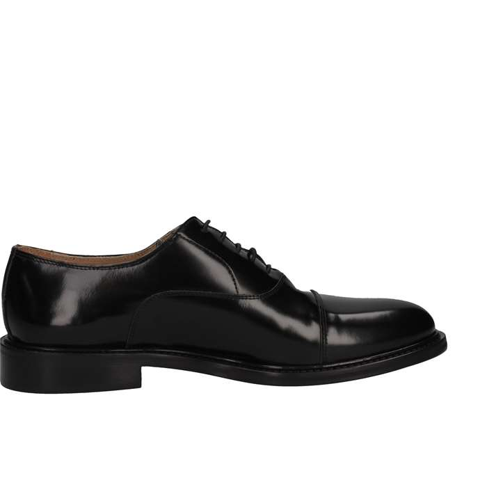 Andre' 854-17 ABBR NERO Black Shoes Man