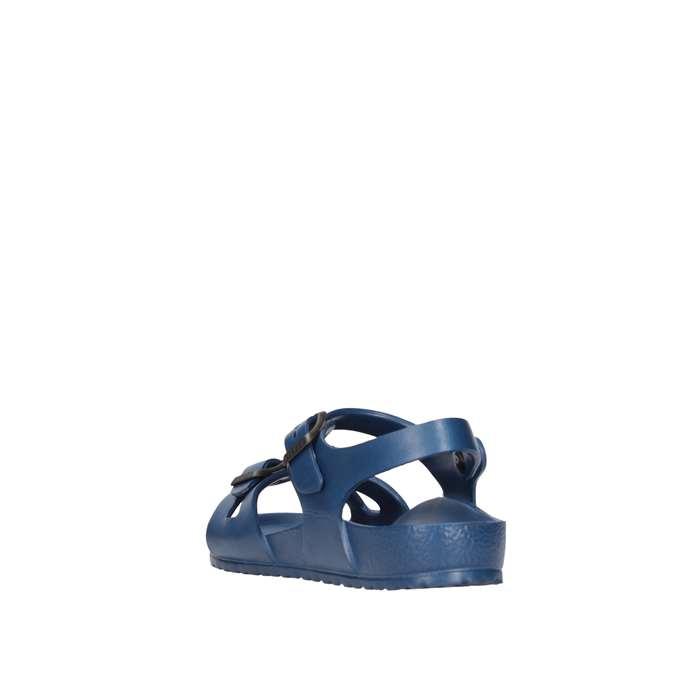 ... Birkenstock 126123 RIO KIDS EVA Blu Scarpe Bambino ... 78747f15416