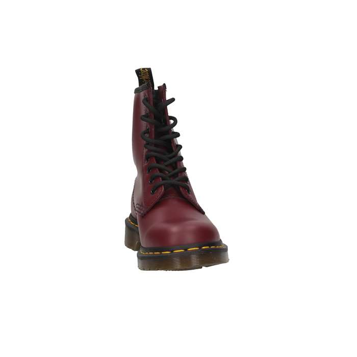 Dr.martens DMS1460CRSM10072600 Cherry Red Rouge Scarpe Donna