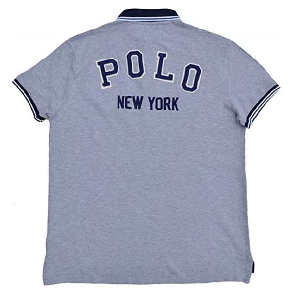 Polo Ralph Lauren 710699089004 Grey Clothing Man