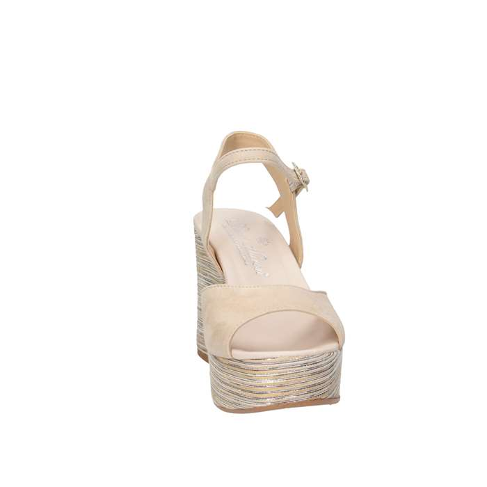 David Haron 220 F18 RF BEIGE Beige Shoes Woman